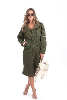 Aviator Dress