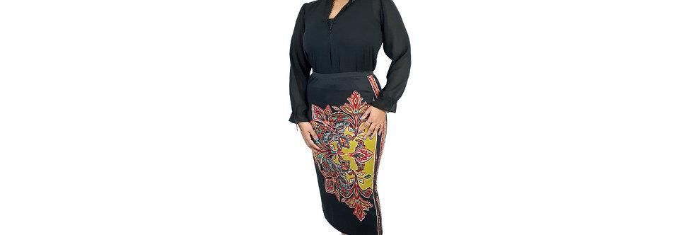 Women's Tuscan Midi Pencil Skirt