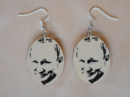 From Russia with Love earrings