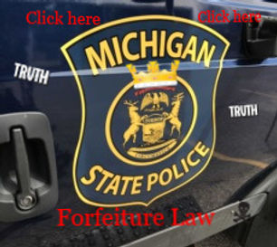 Michigan corrupt bail out the pensions law Forfeiture laws