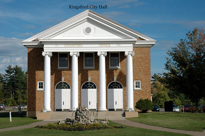Kingsford Michigan City Hall