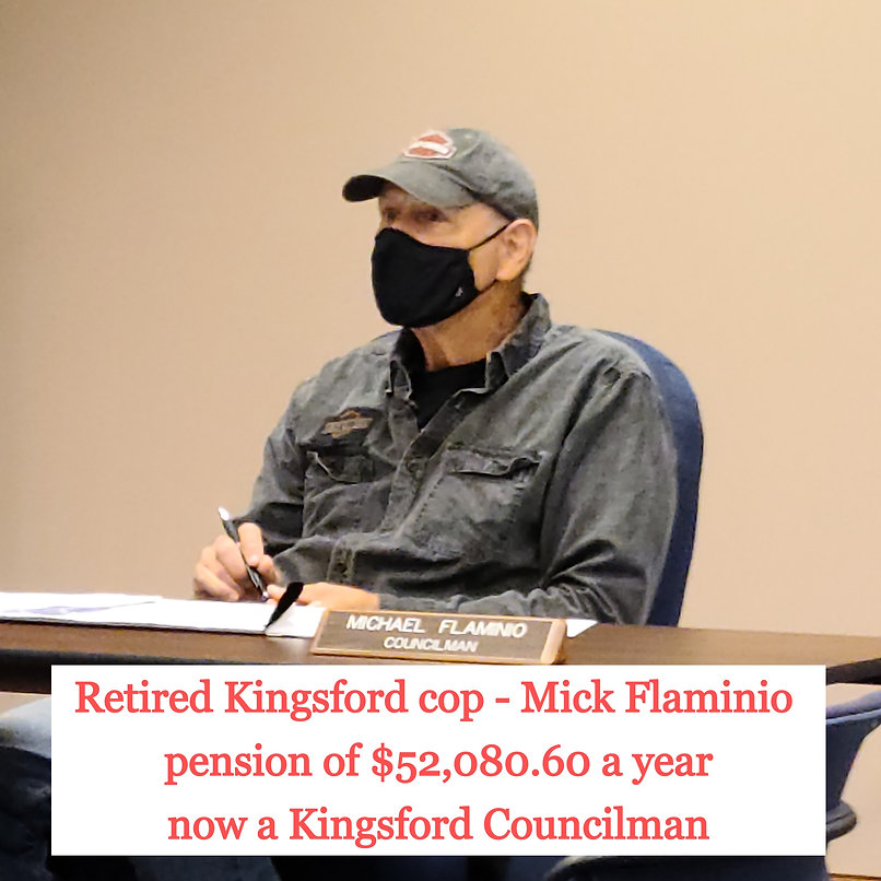 Michae Flaminio conflict of interest