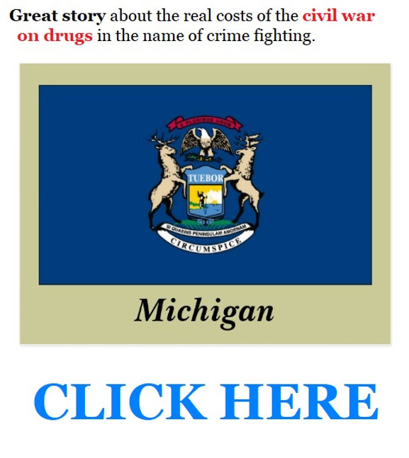 Mackinac Center for Public Policy civil war on drugs