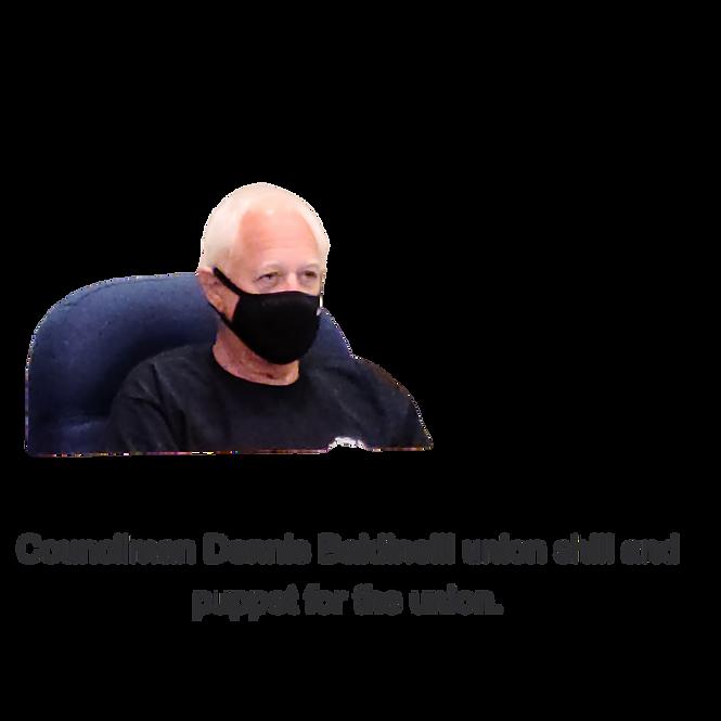 Dennis Baldinelli councilman kingsford Michigan