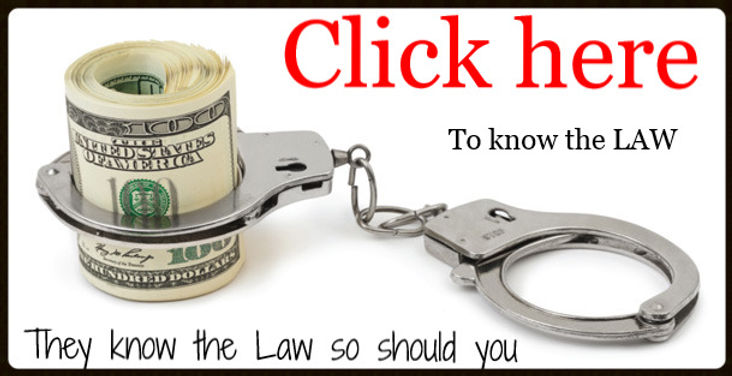 Know your rights web page
