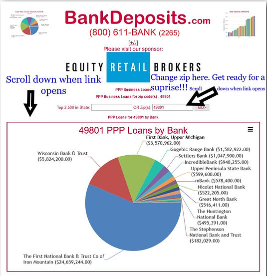 PPP Loans link