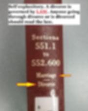 Law book Michigan
