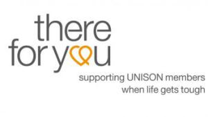 UNISON 'There for you'