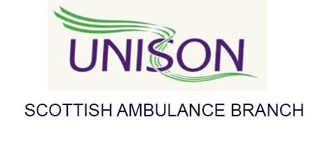 UNISON Scottish Ambulance Service Branch – Supporting members during COVID-19 pandemic – April brief