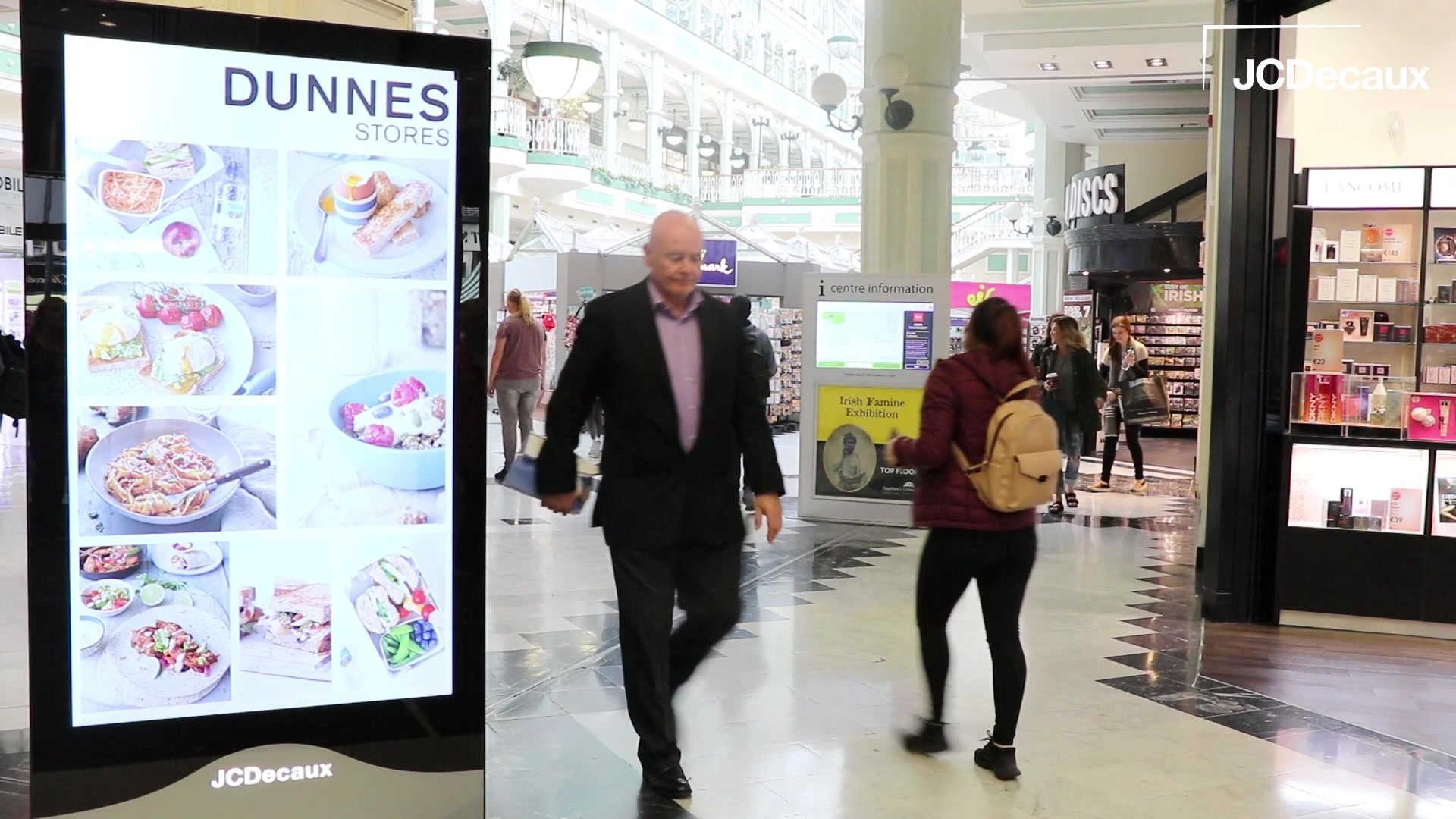 JCDecaux iVision Network