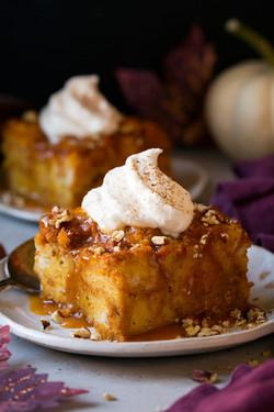 pumpkin-bread-pudding-5