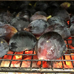 Wood grilled fig bourbon is back for the