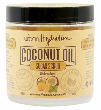 Urban Hydration Coconut Oil Sugar Scrub