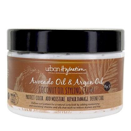 Urban Hydration Avocado Oil & Argan Oil Styling Cream