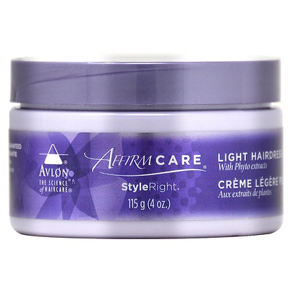 Affirm Style Right Light Hairdress