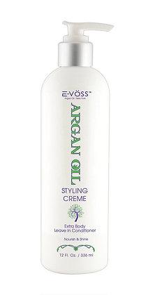 E-VOSS Argan Oil Styling Crème