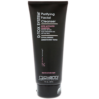 Giovanni D:tox System Purifying Facial Cleanser