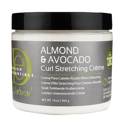 Design Essentials Natural Almond & Avocado Curl Stretch Cream