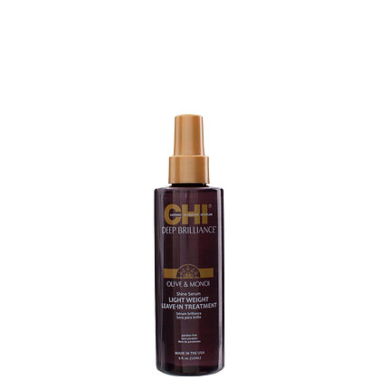 CHI Deep Brilliance Shine Serum Light Weight Leave-In Treatment