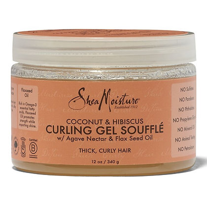 Shea Moisture Curling Gel Souffle