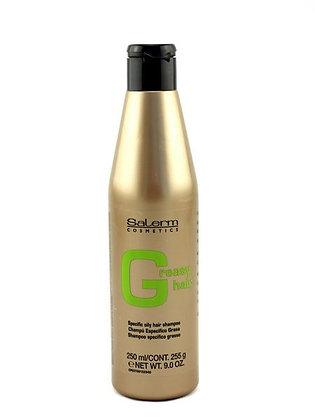 Salerm Greasy Hair Shampoo