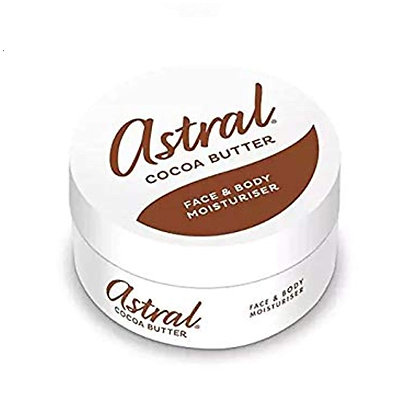 Astral Cocoa Butter Moisturizer (Face & Body)