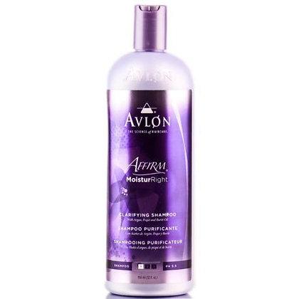 Affirm MoisturRight Clarifying  Shampoo