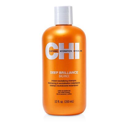 CHI Deep Brilliance Balance Shampoo