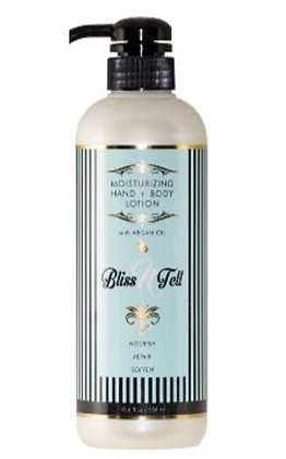 Bliss 'N Tell Moisturizing Hand and Body Lotion