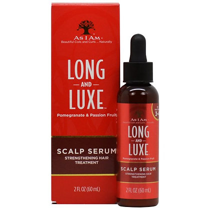 As I Am Long & Luxe Scalp Serum