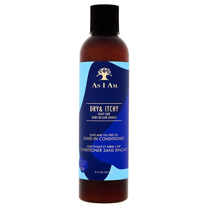 As I Am Dry & Itchy Scalp Care Leave-In Conditioner