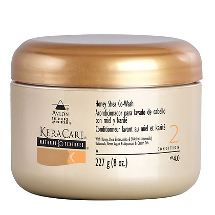 Keracare Natural Textures Honey Shea Co-Wash
