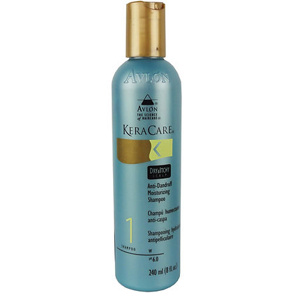 KeraCare Dry & Itchy Anti-Dandruff Moisturizing Shampoo