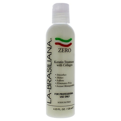 La-Brasiliana Zero Keratin Treatment