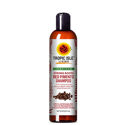 Tropic Isle Living Strong Roots Pimiento Shampoo