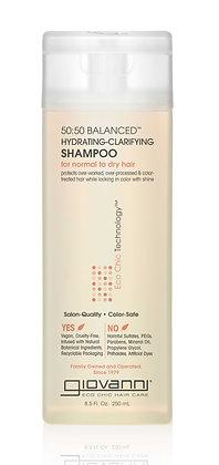 Giovanni 50/50 Balance Hydrating Shampoo