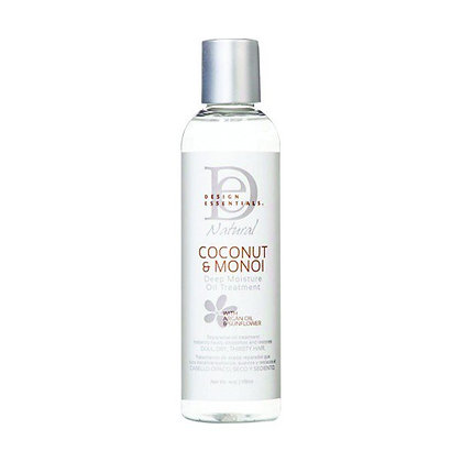 Design Essentials Coconut & Monoi Deep Moisture Oil Treatment