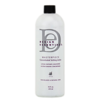 Design Essentials Masterpiece Concentrated Setting Lotion