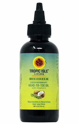 Tropic Isle Living Jamaican Coco Rosemary Head-To-Toe