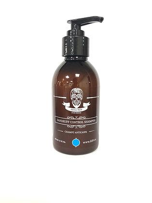 Skull Men Hair Loss Control Shampoo