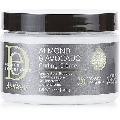 Design Essentials Natural Almond & Avocado Curl Defining Crème