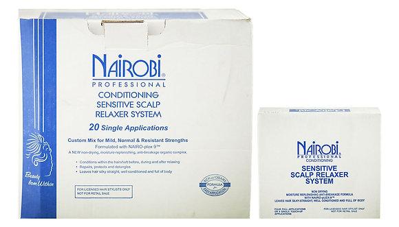 Nairobi Sensitive Scalp Relaxer Kit