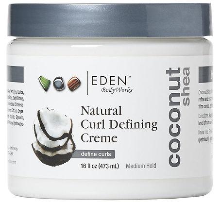 Eden Natural Coconut Curl Defining Crème