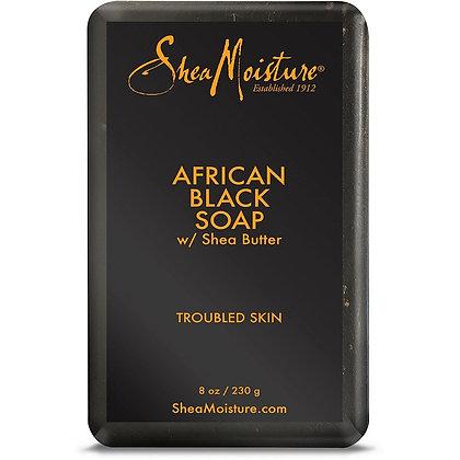 Shea Moisture African Black Soap w/ Shea Butter
