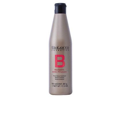 Salerm Balsam with Protein Shampoo