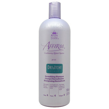 Affirm Dry & Itchy Normalizing Shampoo