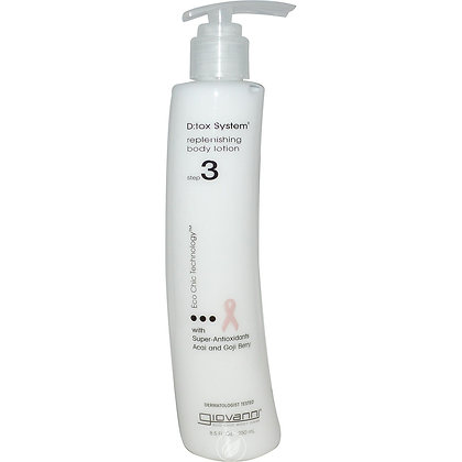 Giovanni D:tox System Replenishing Body Lotion