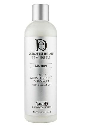 Design Essentials Platinum Deep Moisturizing Shampoo
