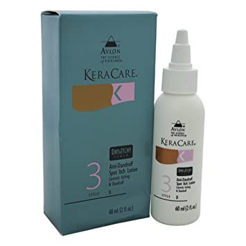 KeraCare Dry & Itchy Anti-Dandruff Spot Itch Lotion