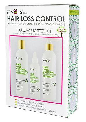 E-VOSS Hair Loss Control 30 Day Starter Kit